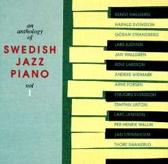An Anthology of Swedish Jazz Piano, Vol. 1 - Various Artists